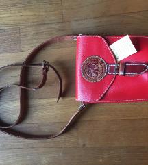Handmade Kožna torbica