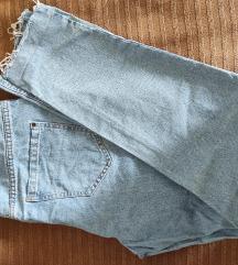 Mom yeans hlače