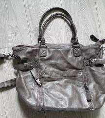 Velika praktična smeđa torba