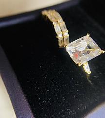 Set prstenja safir NOVO