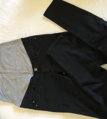 Trudničke hlače crne