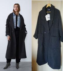 Novi Zara maxi vuneni kaput
