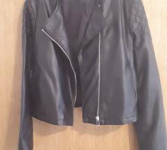SNIŽENO!! Kožna jakna 40 L