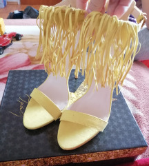 Zute cipele