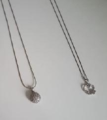 Srebrne ogrlice