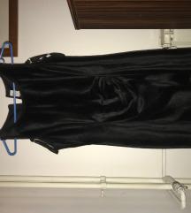 Armani crna vecernja haljina