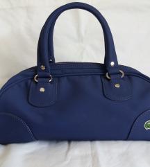 Lacoste Original nova plava torbica