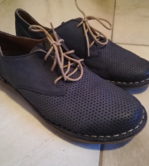 Lasocki retro plave cipele