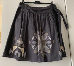 Suknja siva Esprit