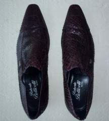Roberto Boticelli cipele od prave zmijske kože