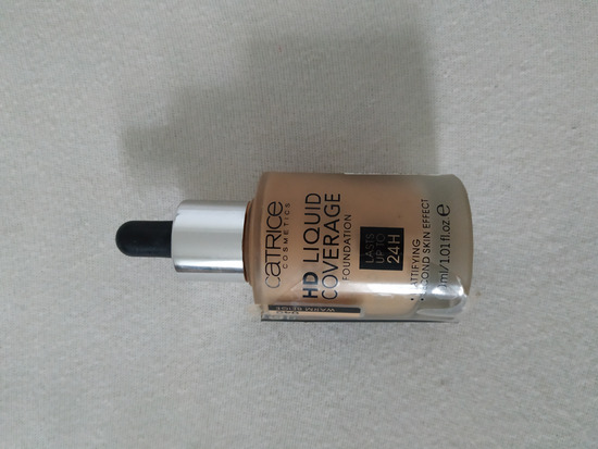 CATRICE HD PUDER