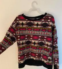 Šareni sweatshirt