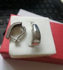 NOVE naušnice, srebro %% SNIŽENJE 50% sav nakit
