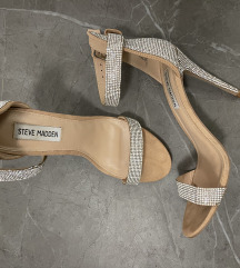 Srebrene cipele veličina 37