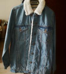 NOVA Asos jakna s umjetnim krznom