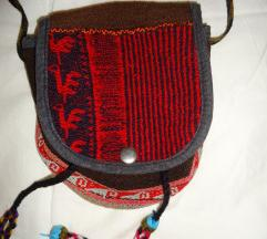 Torbica ženska vunena