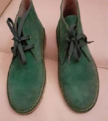 zelene cipele