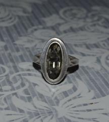 Vintage 835 prsten, vel 51, 3.1 g