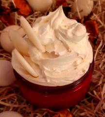 White chocolate - šlag krema za tijelo