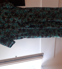 Lidl ljetna maxi cvjetna haljina