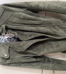 Comma antilop maslinasta jakna