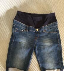 Trudnički H&m  kratki jeans