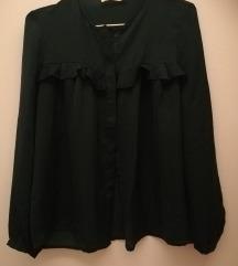 Satenska bluza