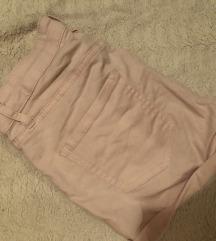 Roze kratke hlačice