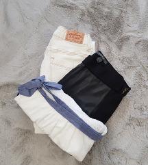 LOT hlače + tajice + tunika