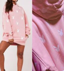 Missguided x Playboy hoodie