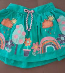 Next suknjica za bebe