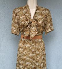 Šivana vintage haljina