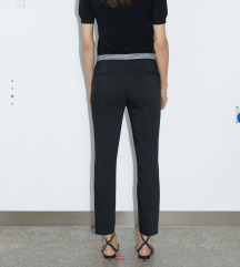 Hlače elastičnog struka Zara