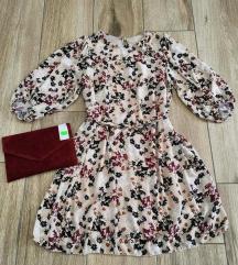 Sniženo! 130kn! Cvjetna haljina