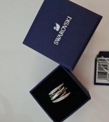 Swarovski prsten *58 vel*