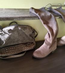 Cizme i torba