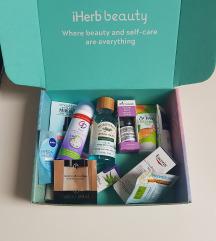 Beauty box za lice/tijelo novo