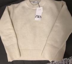 Zara pulover 100% vuna