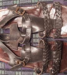 Sandale %%kožne
