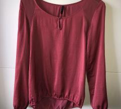 Bershka svilena bluza
