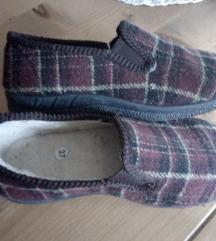 Tople papuče