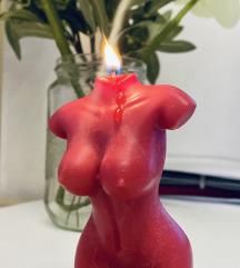 ČIŠĆENJE ZALIHA! Predivna mirisna svijeća