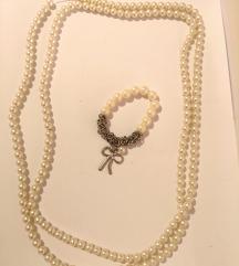 Komplet / set, ogrlica i narukvica