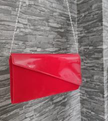 Crvena svečana torba