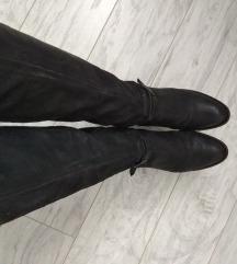Kožne kvalitetne čizme