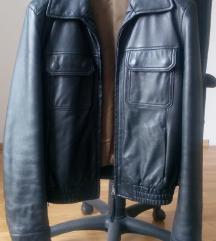 Sisley kožnata jakna 38