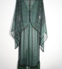 BOHO unikatna duga haljina /M