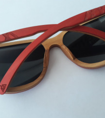 Drvene sunčane naočale