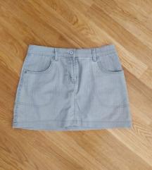 Mini suknja 34