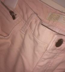 Zara roze hlače